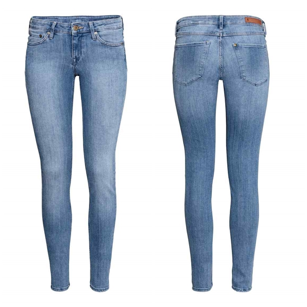 2015 China Wholesale High Quality Ladies Jeans Top Design Jeans ...