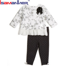 2pcs sweet girls clothes set winter adult baby girl clothing