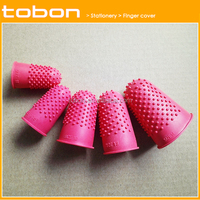 Anti Slip Plastic Finger Tips Eco