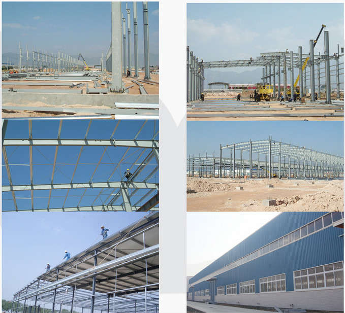 steel structure farm broiler poultry shed construction design chicken house