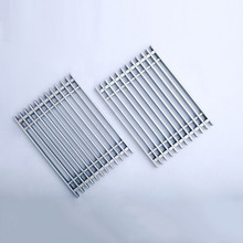 Perforated Floor Safety Aluminum Walkway Grating