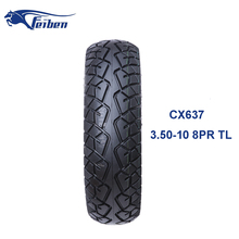 Cheap Chinese Tricycle Motorcycle Tires 3.50-10