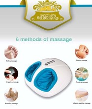 Egg Shape 3D Airbag Best Foot Massager