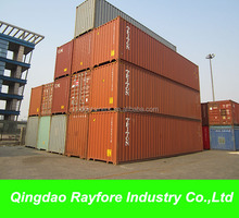 2016 wholesale 40ft high cube container for sale
