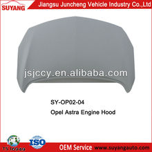 Auto Body Parts Opel Astra J Hatchback Engine Hood For Sale