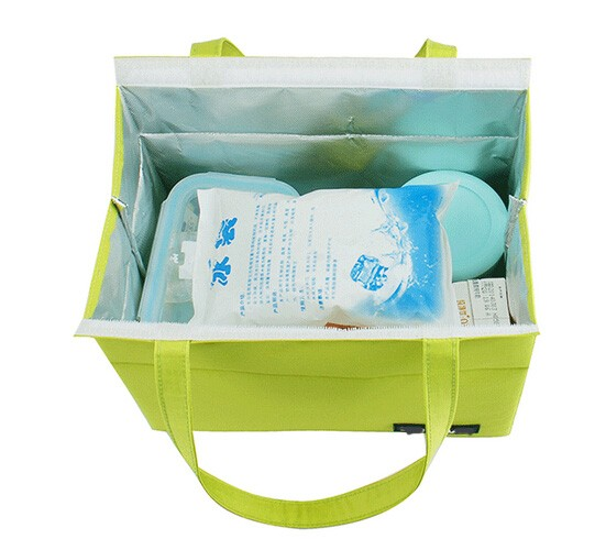 Chian supplier promotional soft sided insulated cooler bag