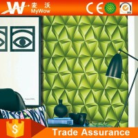 [A21-6YS150808] Indoor Interior Vivid Soundproof Night Club Bedroom 3D Effect Wallpaper