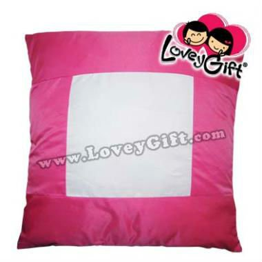 Sublimation Silk Cushion - Square