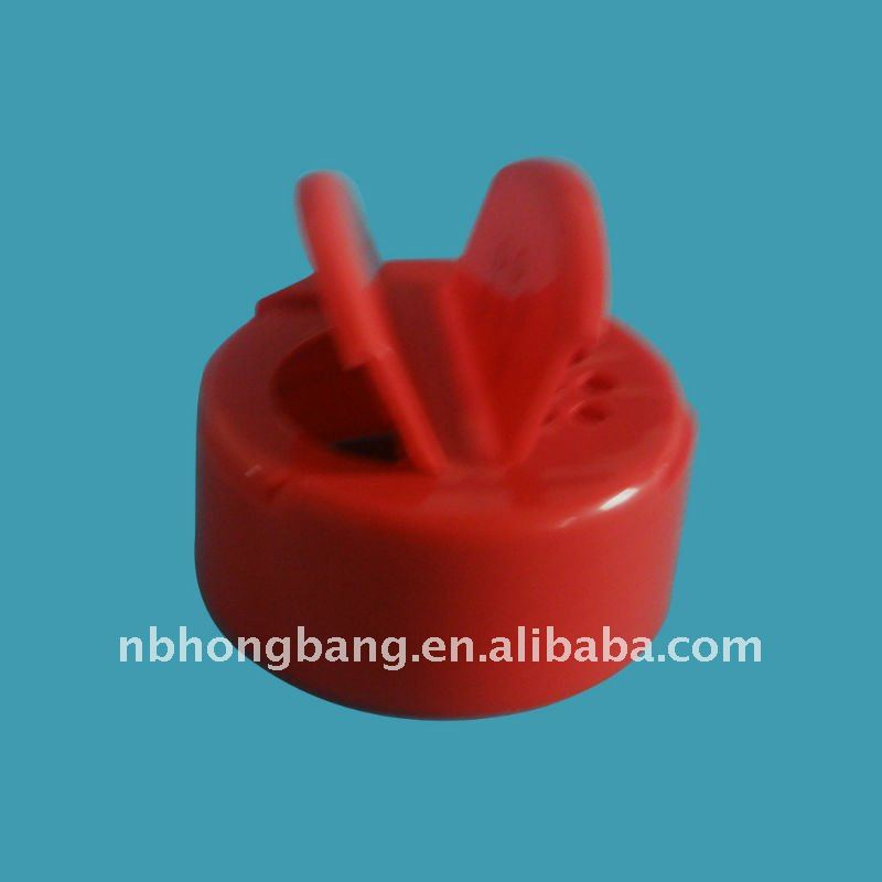 plastic spice bottle cover