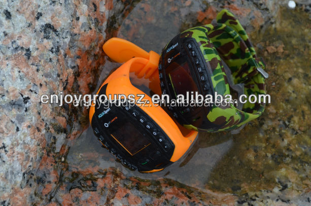 Best quality rugged feature mini cell phone IP67 waterproof watch phone