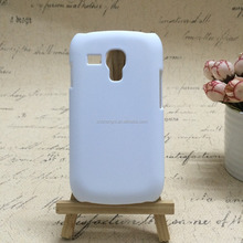 case phone cover 3D sublimation blanks China phone case manufacturer customed case for samsung galaxy s4 mini/9190