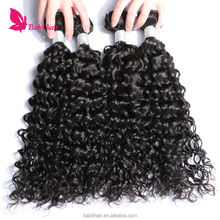 Best selling factory price curly hair weft cuticle aligned Cambodian virgin human hair deep curly hair bundles