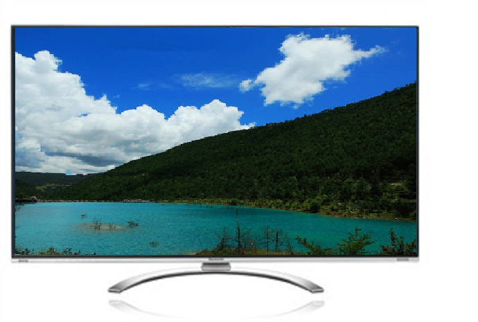 New Design 50inch LED <strong>TV</strong> With DVB-T Wide Screen 1080P Silver Color For Home Use Bathroom <strong>TV</strong>