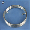 Custom stainless steel torsion spring