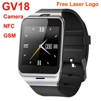 "Bluetooth 1.55"" GSM NFC Camera SIM card simple mobile phone watch for sale"