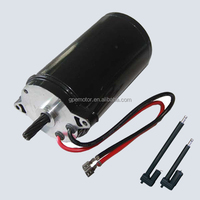 Electric 12 24 Volt 110V 120V 220V 12V 24V Mini AC DC Linear Actuator Motor For Door Lock Satellite Dish Window Tubular