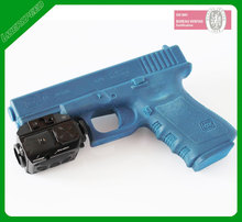 Military tactical pistol mini red laser sights light Combo