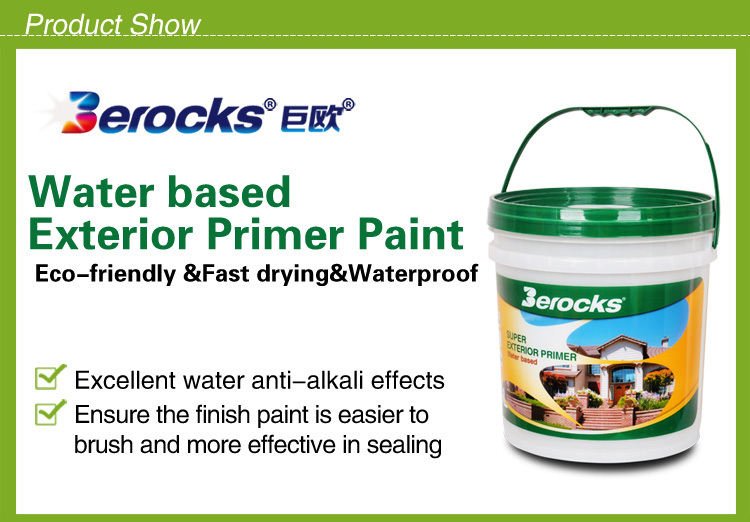 Wholesale 18l water based exterior wall paint buy wall for Exterior water based paint