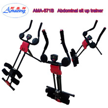 Abdominal Exercise Machine portable Dual Wheel Fitness Abdominal Roller Exercise Equipment