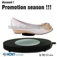new invention ! magnetic levitating led display stand for shoe woman,high heel shoes men india