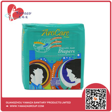 High Quality Competitive Price Biodegradable Adult Diaper Manufacturer from China