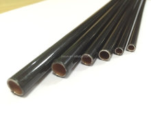ASTM A254, BHG2 PA12 nylon coated double wall welded steel tube 6.35 *0.7mm for fuel pipe in automobile tubing
