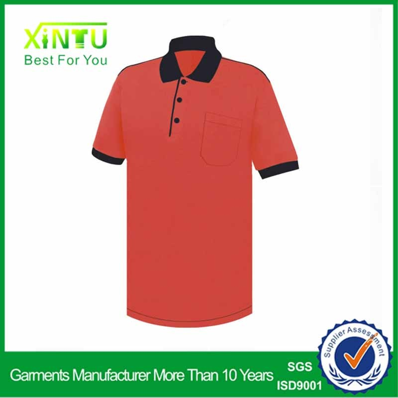 2017 Polyester /Cotton Dry Fit Custom Tennis Apparel Polo T-shirts Wholesale Black Dri Fit Polo Shirts Wholesale