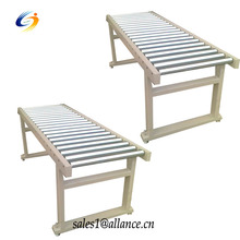 423 automobile parts assembly roller conveyor line