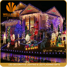 CE & ROHS Approved 3V 6V 110V 220V Laser outdoor christmas street light decoration