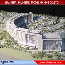 house construction model/Good Quality Miniature Building Model Making