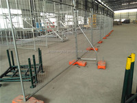 Hot Sale Galvanized Steel Temporary Fence Panel