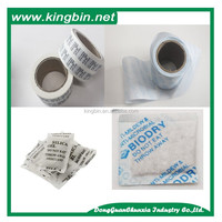 PE Laminated glossy paper, PE coated art paper, desiccant packaging paper roll