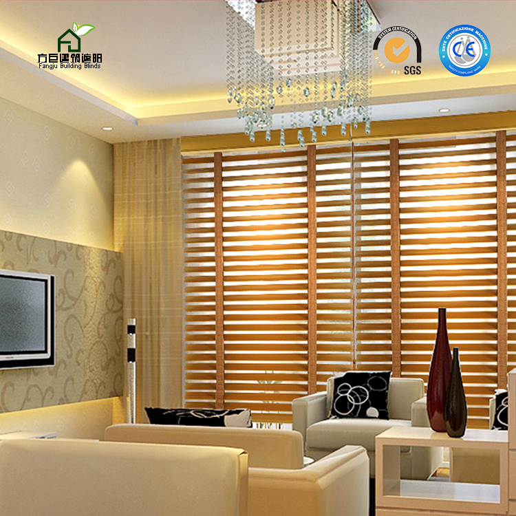 High quality basswood louver windows blinds shades sun shading basswood windows curtains