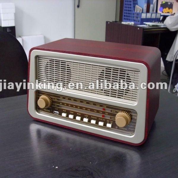 Un bouton Radio lecteur radio Portable - ANKUX Tech Co., Ltd