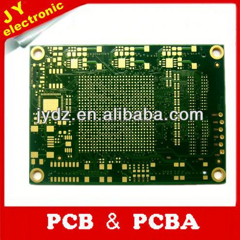 fr4 immersion gold 4 layer carbon printing pcb