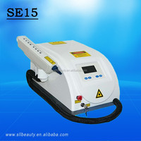 Alibaba express New aesthetic laser nd yag for tattoo removal beauty equipment