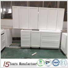 American Apartment Assembled Simple Whole White Kitchen Cabinets Set