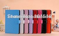 "High quality Shine PU Leather Case Cover Skin For Apple Ipad MINI 7""tablet"