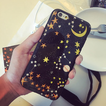 IMD technology phone case fashion star mobile phone customize tpu imd case for iphone 6 6s 6p