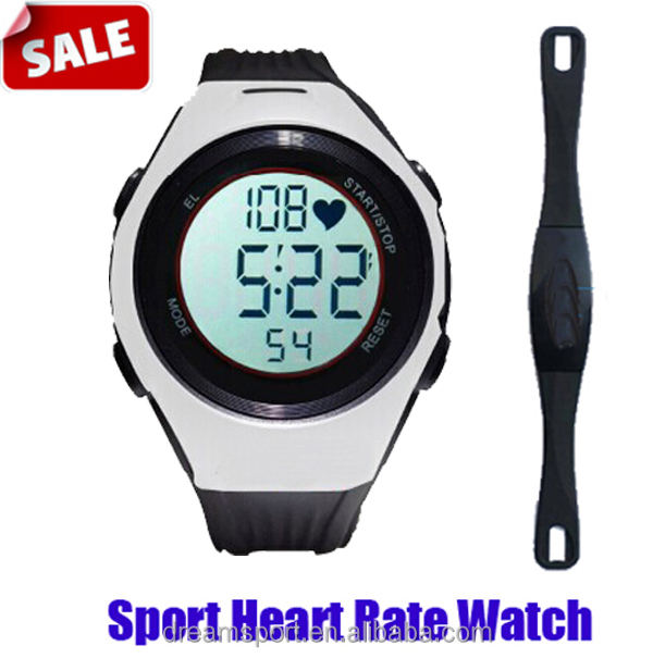 Digital training programs Heart Rate Monitors - Pulse Heart Rate Watch
