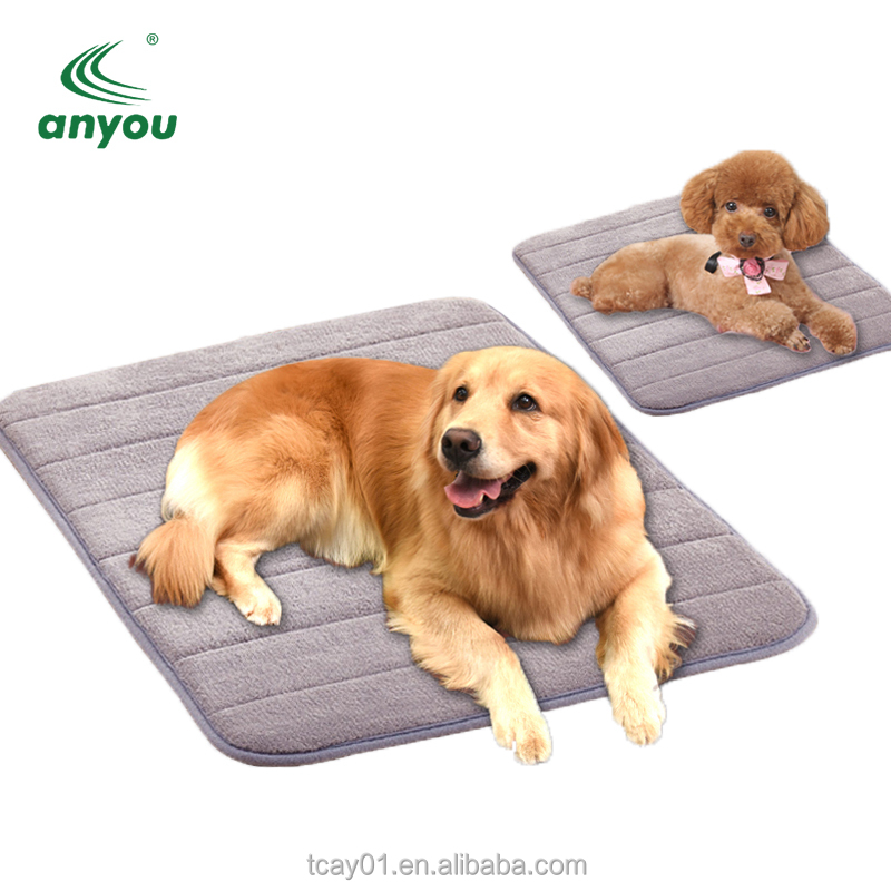 Dog Mat Cat Pad Non-Toxic Pet Summer Bed Mattress Durable