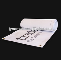 High Quality Large Format Pvc Flex Banner Pvc Scrim Banner For Digital Printing 1.02m----3.20m