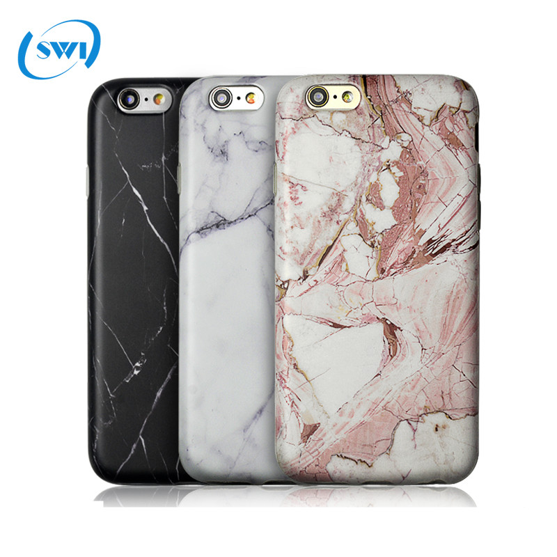 Custom phone cover for iphone 6 case marble, for custom iphone 6 6s marble case