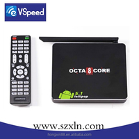 Vsspeed Tv Box Integrated Receiver Decoder Black Csa90