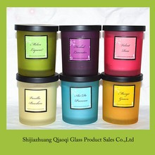 Customized Wholesale Eco Friendly Luxury Scented Candles