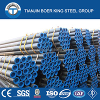 ASTM A335 P9 seamless steel pipe