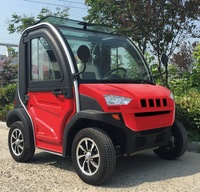 Electric car AW9020K 2-seater enclosed
