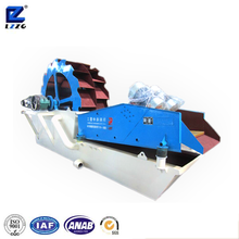 High quality sand screening washing dewatering machine for sale