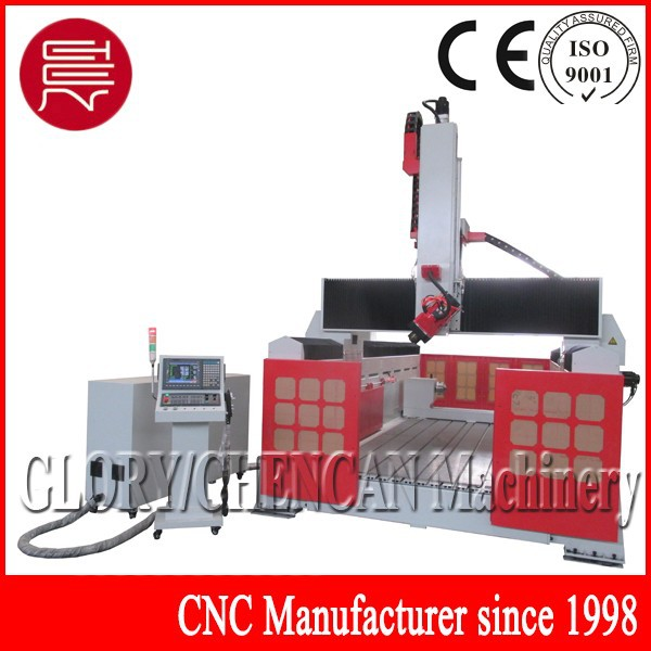Router Machinery 5 Axis CNC Carving Machine
