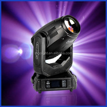 2015 Dj used disco equipments 280w 10r beam spot wash moving head beam